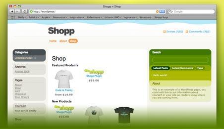 دانلود افزونه فروشگاه ساز Shopp v1.0.17 برای وردپرس