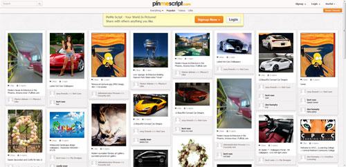 دانلود اسکریپت اشتراک گذاری عکس و فایل PinMe v1.7 نال شده