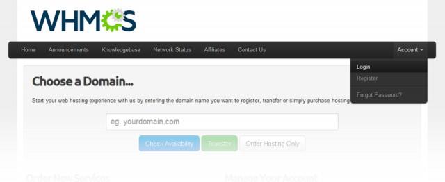 دانلود اسکریپت فروش هاستینگ WHMCS v5.1.2 نال شده