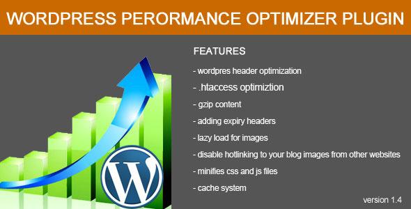 دانلود افزونه بهینه سازی وردپرس Performance Optimizer