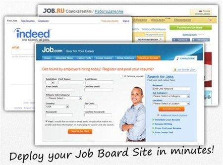 دانلود اسکریپت کاریابی و معرفی شغل PG Job Site Pro
