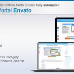 دانلود اسکریپت فروشگاه اسکریپت و قالب Affiliate Portal