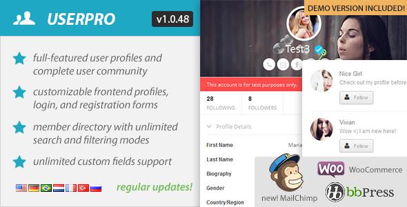 دانلود افزونه عضوگیری و مدیریت کاربران وردپرس