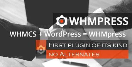 دانلود افزونه whmpress برای وردپرس