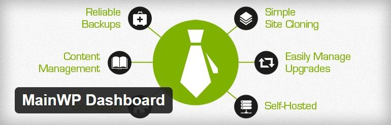 MainWP-Dashboard