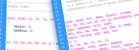 css-reset-code-ronakweb