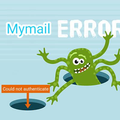 mymail-error